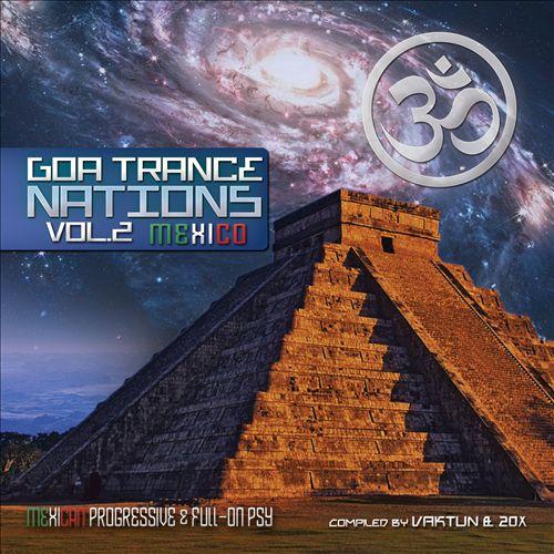 Goa Trance Nations, Vol. 2