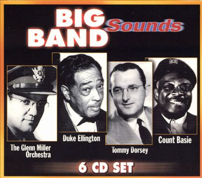 Big Band Sounds [Direct Source Box Set #2]