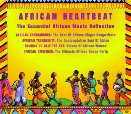 African Heartbeat: The Essential African Music Collection