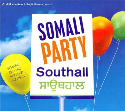 Somali Party Southall