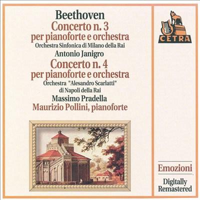 Beethoven: Concerto Nos. 3 & 4