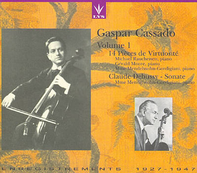 Gaspar Gassado, Vol. 1