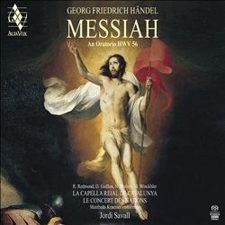 Georg Friderich H?ndel: Messiah