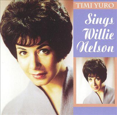 Sings Willie Nelson