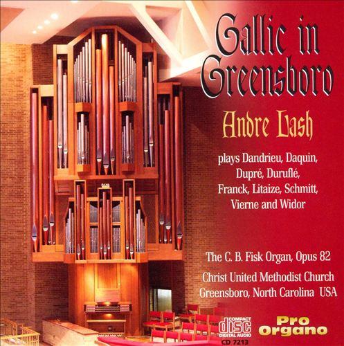 Gallic in Greensboro