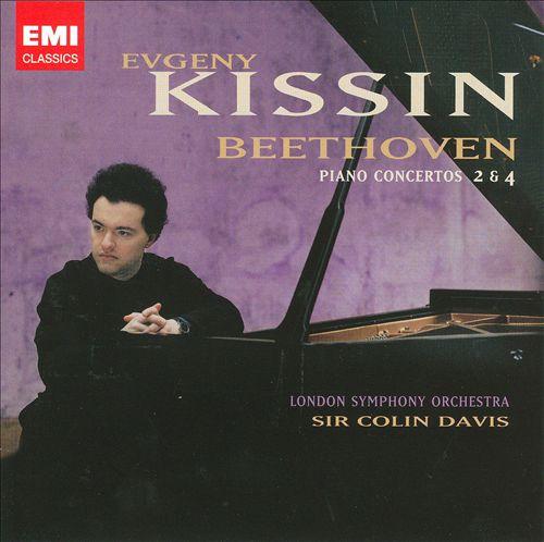 Beethoven: Piano Concertos Nos. 2, 4