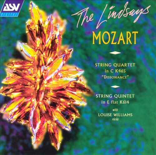 Mozart: String Quartet in C K465