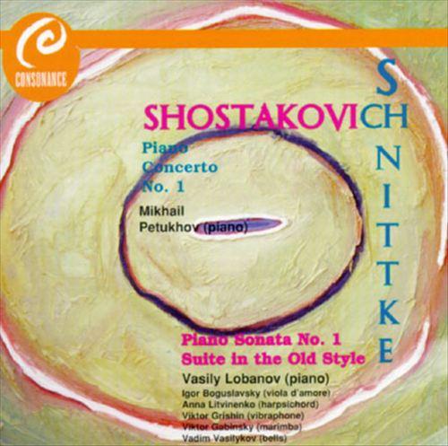 Shostakovich: Piano Concerto No1, Op35