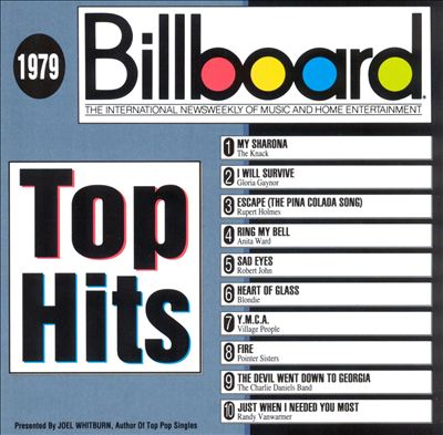 Billboard Top Hits: 1979