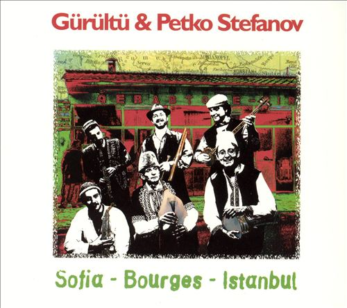 Sofie - Bourges - Istanbul