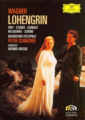 Wagner: Lohengrin [DVD Video]