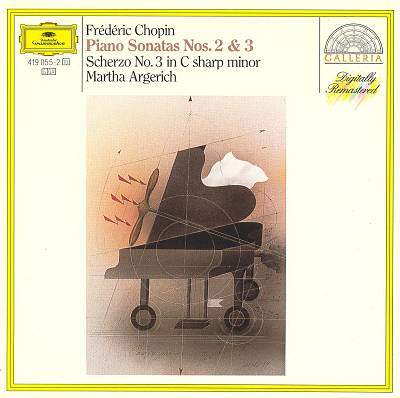 Chopin: Piano Sonatas Nos. 2 & 3; Scherzo No. 3 in C sharp minor