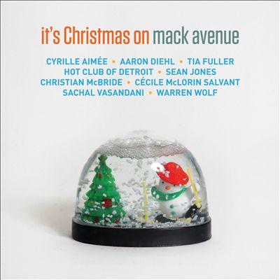 It's Christmas on Mack Avenue