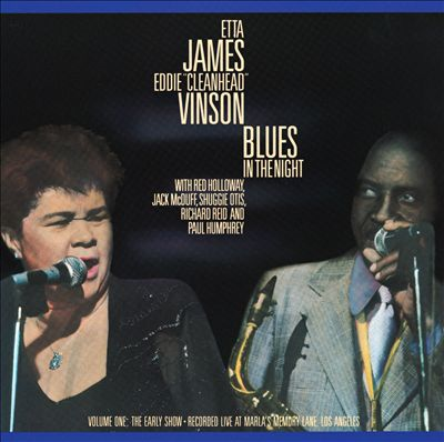 Blues in the Night, Vol. 1: The Early Show