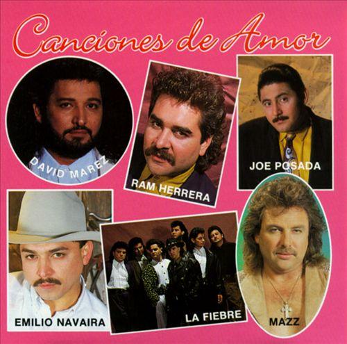 Canciones De Amor [EMI International]