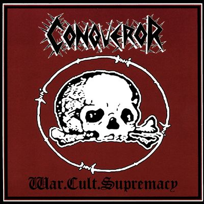 War. Cult. Supremacy.