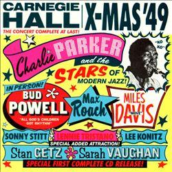 Carnegie Hall X-Mas '49