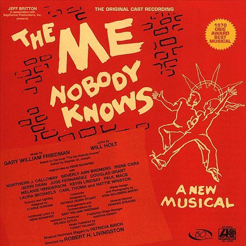 The Me Nobody Knows [Original Cast Recording]
