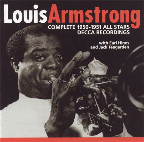 Complete 1950-1951 All Stars Decca Recordings