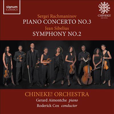Sergei Rachmaninov: Piano Concerto No. 3; Jean Sibelius: Symphony No. 2