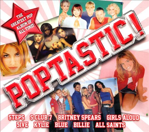 Poptastic! The Greatest Pop Album of All Time