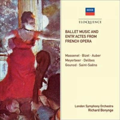 Ballet Music and Entr'actes from French Opera