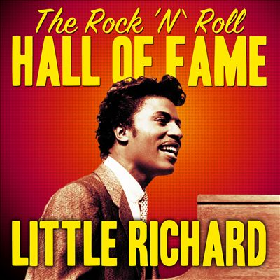 The Rock 'N' Roll Hall of Fame - Little Richard
