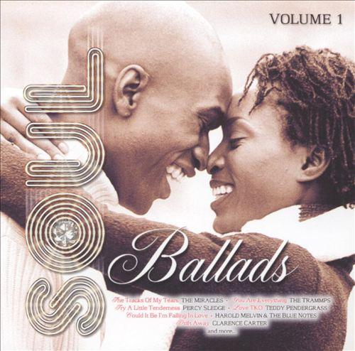 Soul Ballads, Vol. 1 [St. Clair]