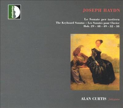 Haydn: The Keyboard Sonatas, Vol. 2