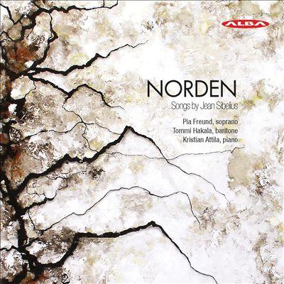 Norden: Songs by Jean Sibelius