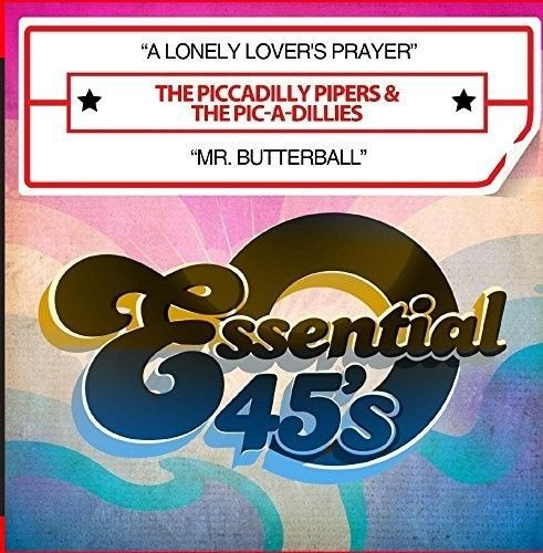 A Lonely Lover's Prayer/Mr. Butterball