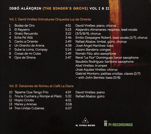 Igbó Alákọrin (The Singer's Grove) Vol. I & II