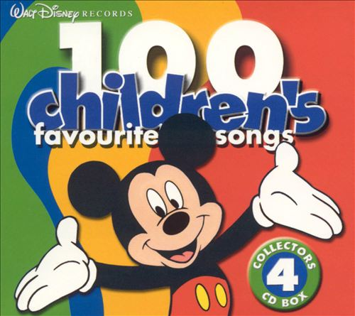 Disney's 100 Children's Favourite Songs