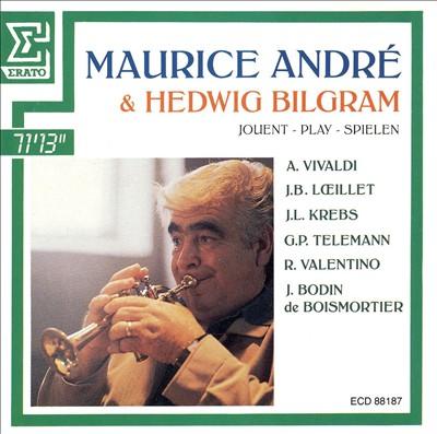 Maurice André & Hedwig Bilgram