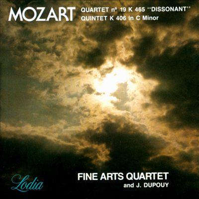 "Mozart: Quartet No. 19 ""Dissonant"""