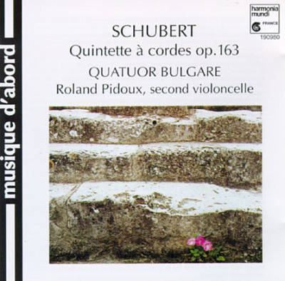 Schubert: Quintet, Op. 163