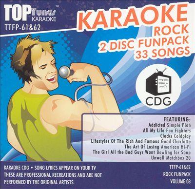 Top Tunes: Rock Funpack, Vol. 3