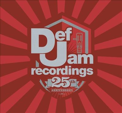 Def Jam Recordings 25th Anniversary