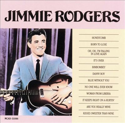 The Best of the Legendary Jimmie Rodgers