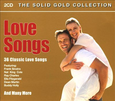 Love Songs: The Solid Gold Collection