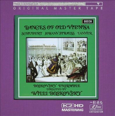 Dances of Old Vienna [LIM]