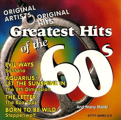Greatest Hits of the 60s, Vol. 3