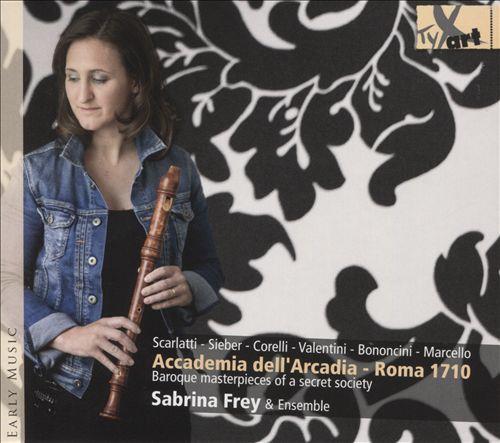 Accademia dell'Arcadia - Roma 1710: Baroque masterpieces of a Secret Society