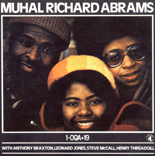 Muhal Richard Abrams - 1-OQA+19