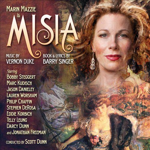 Misia [2015 Studio Cast Recording]