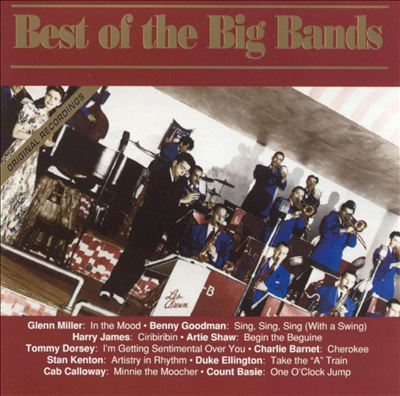 Best of the Big Bands [Intersound 1041]