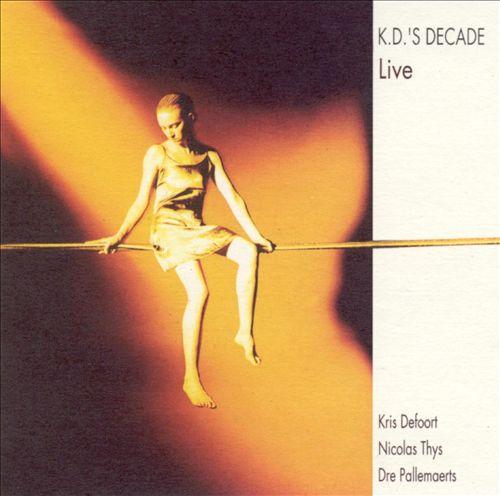 K.D.'s Decade Live