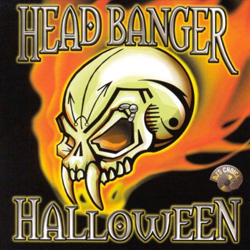 Head Banger Halloween