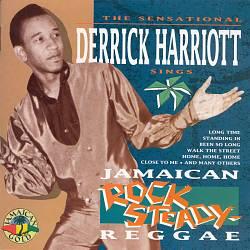 Sings Jamaican Rock Steady-Reggae