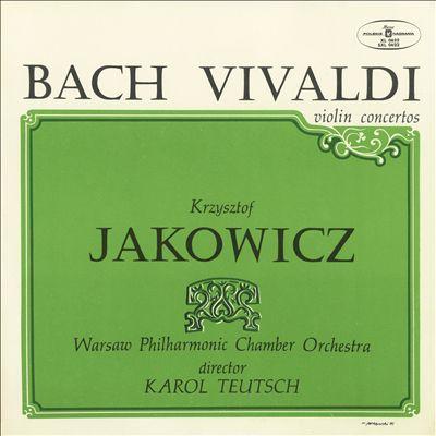 Bach, Vivaldi: Violin Concertos